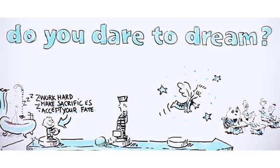 Do You Dare To Dream